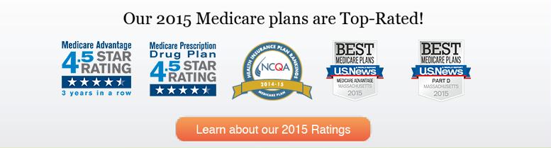 Our Medicare Advantage plans earned 4.5 Stars for overall plan rating and 5 stars for customer service.* Recognized as the top ranked medicare ppo plan in america for the second year in a row.** Click here to learn about our 2015 medicare plans